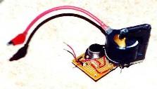 Transistor Driven High Voltage Flyback Transformer Page