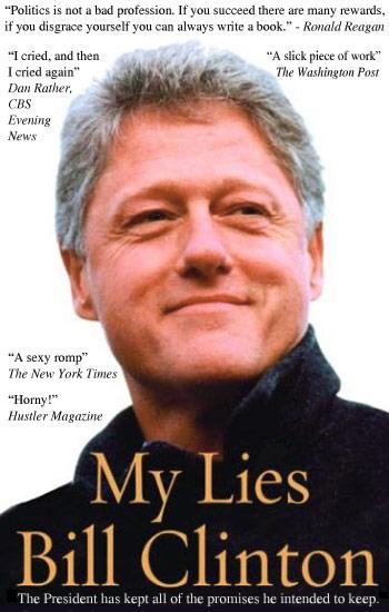 article lies bill clinton