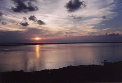 Cancun 2002 ~ Every night a new delight.