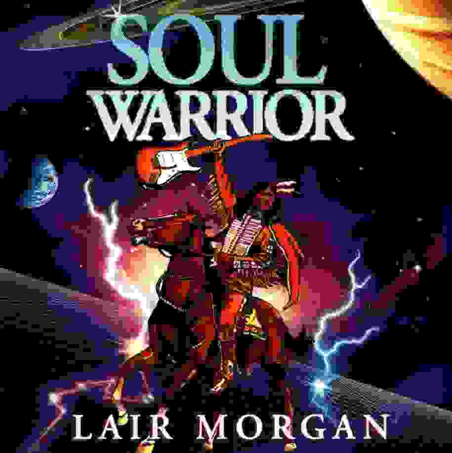 Soul Warrior Album Cover