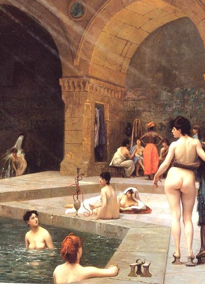 Baños Lujosos Con Poco Dinero:un poco de historia, costumbres otomanas – Taringa!