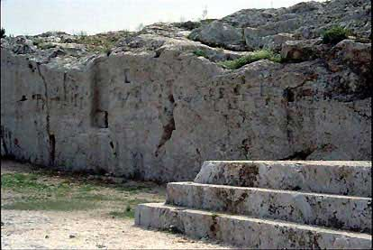 Who Built The Pnyx Wall? Bema