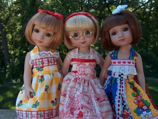 Sophie Basic, Ann Estelle, and Sophie Symphony