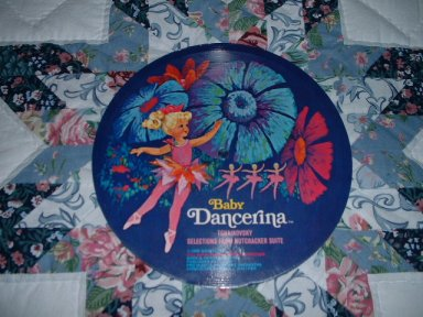 Baby Dancerina Record