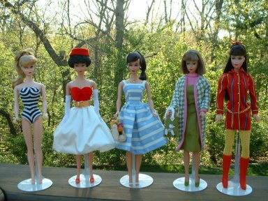 Barbie Reproduction Dolls
