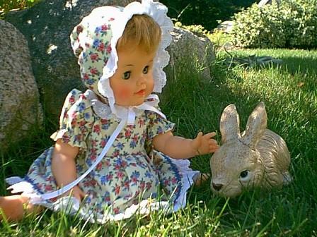1960's Betsy Wetsy Doll