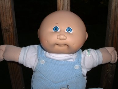 Cabbage Patch Boy