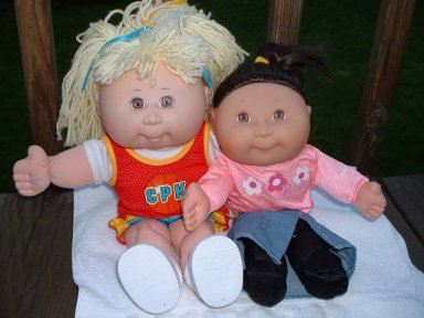 Newer Cabbage Patch Kids