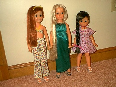 Crissy, Kerry, and Mia