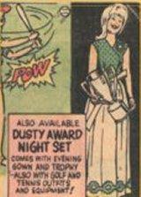 Dusty Awards Night Ad