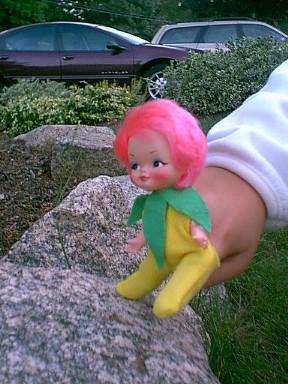 Finger Ding Doll