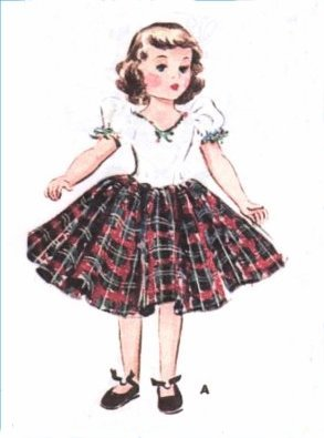 McCall's Mary Hoyer