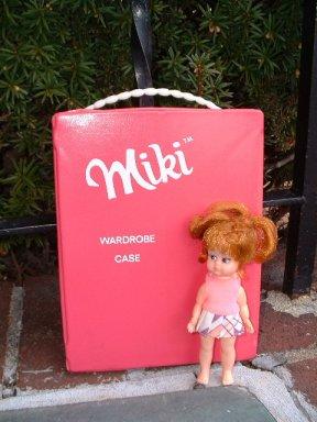 Miki Wardrobe Case