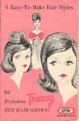 Tressy Instruction Booklet