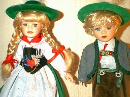 Austrian Dolls