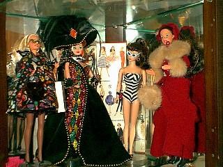 Designer Barbie Dolls