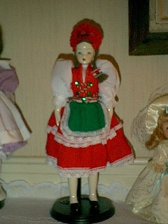 Budapest Doll