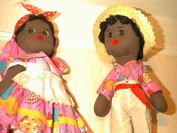 Caribian Dolls