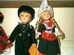 Dutch Dolls