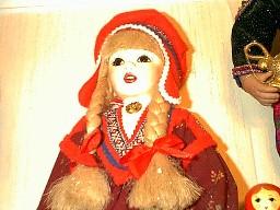 Finland Doll