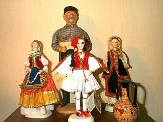 Greek Dolls