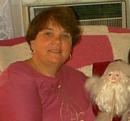 Karen and Father Christmas Doll
