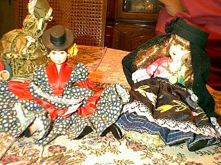 Spain and Portugal Dolls