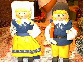 Sweedish Dolls