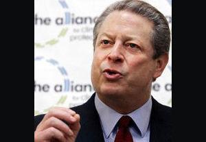 Al Gore Gets Cold Shoulder