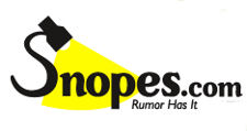 Click to Visit Snopes