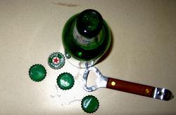 Haze-causing Heineken