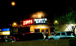 Zipp's Sports Grill Greenway Parkway Phoenix, Arizona