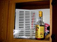 Jim Beam Straight Rye Whiskey
