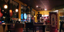 Interior of 7th