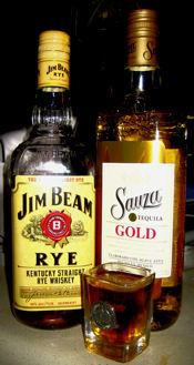 JB Rye & Sauza