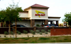 IN & OUT restaurant