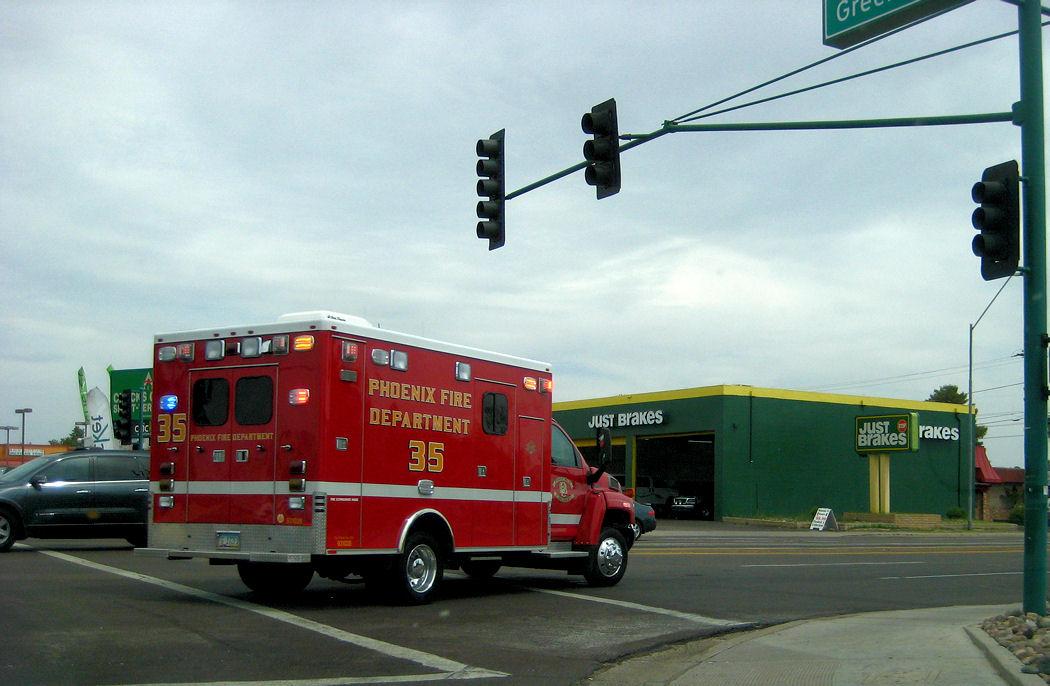 Phoenix Fire Ambulance