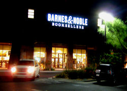Barnes & Noble Norterra location, Happy Valley Road & I-17, Phoenix, Arizona, USA