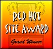 The Red Hot Site Award Homepage
