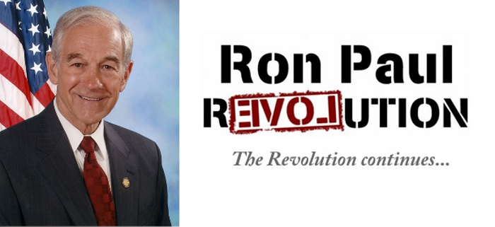 The Ron Paul Revolution Continues...Ron Paul 2012!