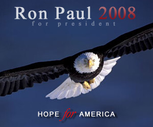 Ron Paul 2008 Official Campaign Website