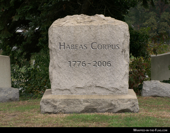 Suspension of habeas corpus supreme court