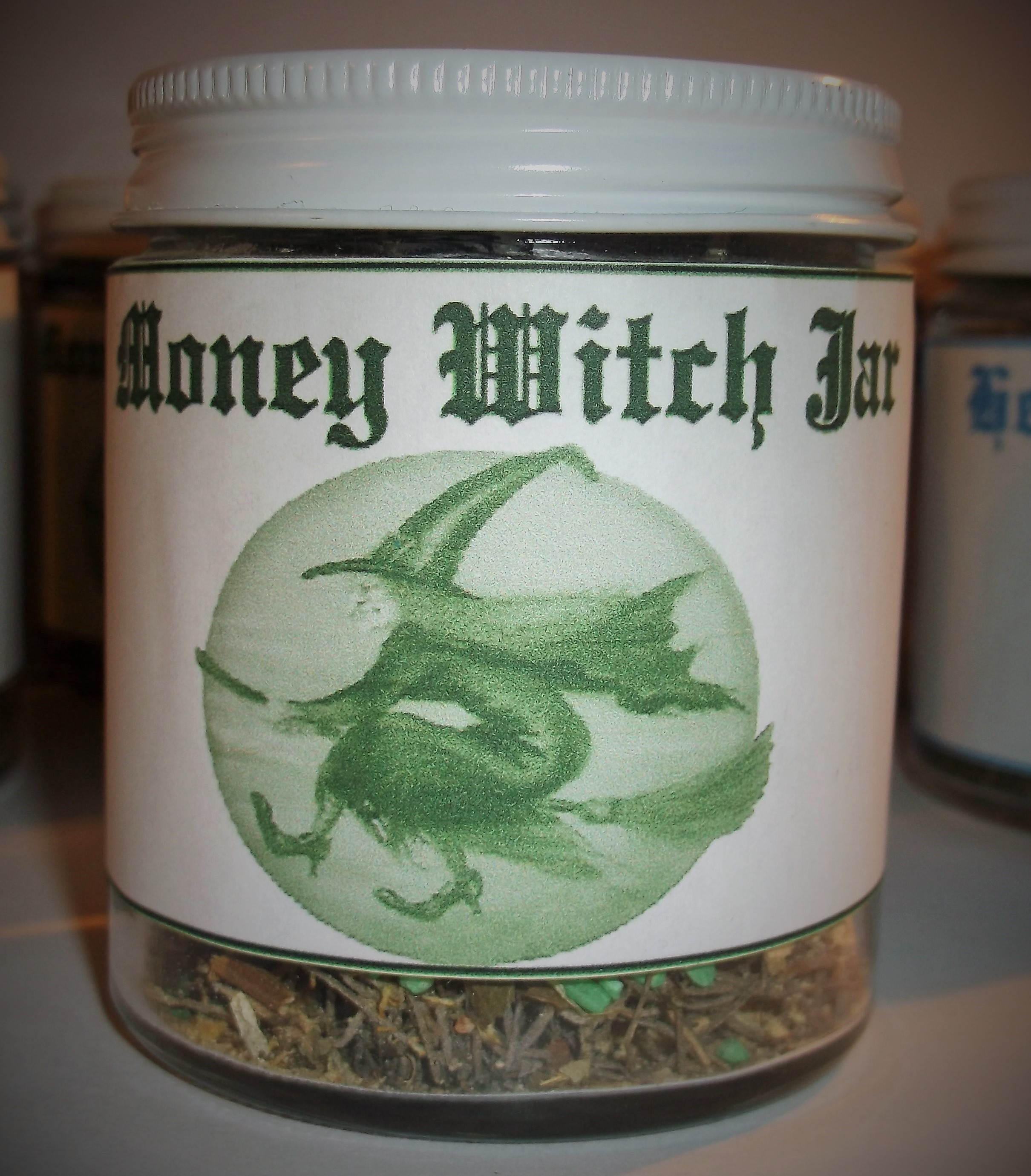Willow Creek-Herbal Witch Jars