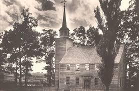 Covenanters Church Grand Pre, NS