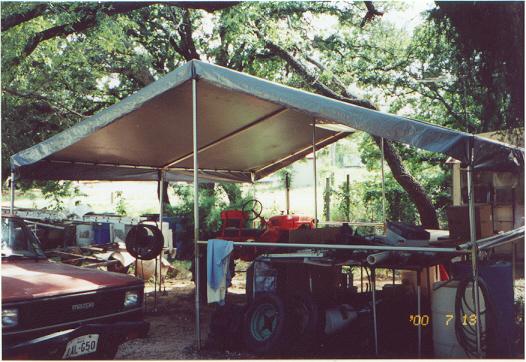 & SHADE KING ® Canopy Kits For 1u00263/8 OD Tubing