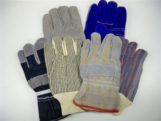 Leather Welding Gloves Work Gloves