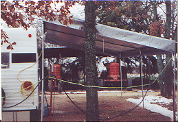 LEAN-TO SHADE CANOPIES LEAN-TO CANOPIES DECK CANOPIES & SHADE KING ® tm u003cBRu003e LEAN-TO SHADE CANOPIES u003cBRu003eLEAN-TO CANOPIES ...
