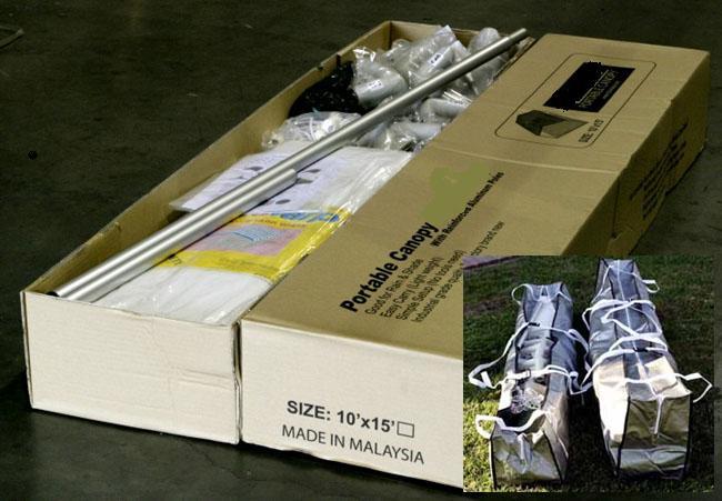 & Aluminum Canopy Kit Aluminum Canopy Kit from SHADE KING TM