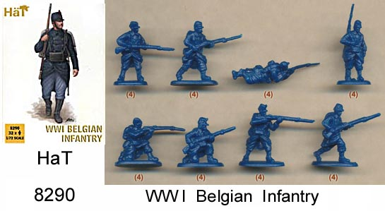 TOY SOLDIER HQ INC<P> HAT INDUSTRIE ALL OTHER 1/72 ERA WARS +