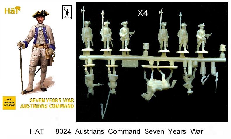 HaT Miniatures 1//72 PRUSSIAN RESERVE INFANTRY Figure Set